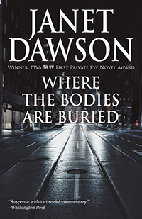 Where the Bodies are Buried by Janet Dawson