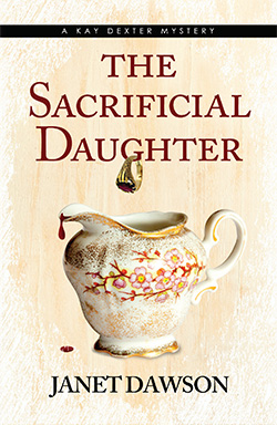 The Sacrificial Daughter by Janet Dawson